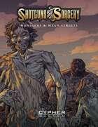 Shotguns & Sorcery: Monsters & Mean Streets