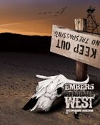 Embers of the Irradiated West - Dystopia Rising