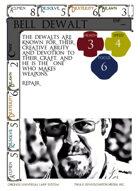 Bell Dewalt - Custom Card