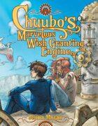 Chuubo's Marvelous Wish-Granting Engine (ePub Bundle)