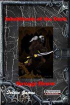 Inhabitants of the Dark: Savage Drow (PFRPG)