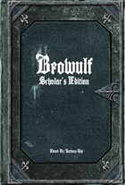 Beowulf: Scholar's Edition