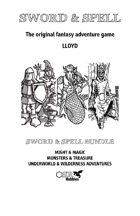 Sword & Spell Bundle [Print + PDFs] [BUNDLE]
