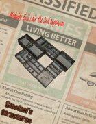 Modular Lair expansion 2:  Living Better