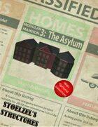 Modular Mansion 3: The Asylum