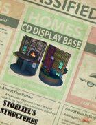 CD Display Base