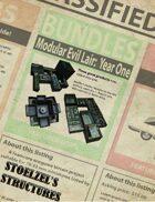 Modular Evil Lair: Year One [BUNDLE]