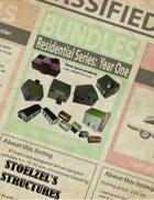 Residential Series:  Year One [BUNDLE]