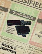 The Coreville Train Set