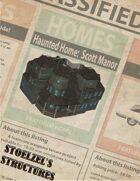 Haunted Home - Scott Manor