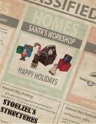 Modular Shopping Mall: Santa's Workshop