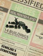 Fatal Frontier Playset