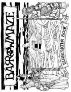 Barrowmaze I Illustration Booklet