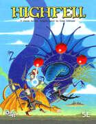 HighFell: The Drifting Dungeon 5E