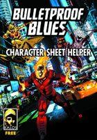 Bulletproof Blues 3 Character Sheet Helper
