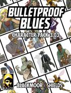 Bulletproof Blues Character Pack 003.03