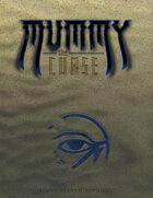 Mummy Interactive Character Sheets