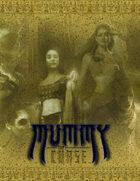 Mummy: The Curse Storyteller's Screen