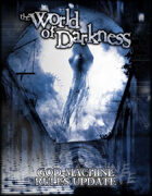 World of Darkness: God-Machine Rules Update
