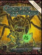 Gauntlet of Spiragos [free Scarred Lands adventure for Pathfinder]