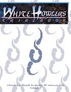 W20 White Howlers Tribebook