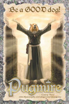 Sister Picassa Collie (Pugmire Poster 1)