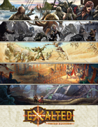 Exalted 3rd Edition Wallpapers