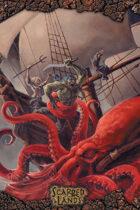 Scarred Lands Blood Sea Poster