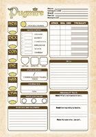Pugmire Interactive Character Sheet