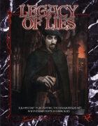 Legacy of Lies: A V20 Dark Ages Jumpstart