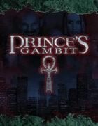 Prince's Gambit Card Game