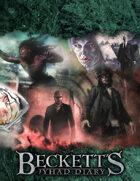 V20 Beckett's Jyhad Diary Wallpaper