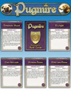 Pugmire Card Set Three (Shepherd Spell Cards)