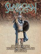 Slarecian Vault Fifth Edition Template (InDesign)