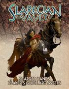 Slarecian Vault Scarred Lands Player's Guide Artwork