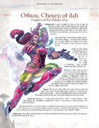Adversaries of the Righteous: Odara, Chosen of Ash