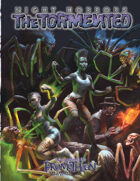 Night Horrors: The Tormented
