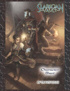 Slarecian Vault Character Sheet