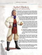 Adversaries of the Righteous: Isabet Maken, the Master of Cauldron Valley