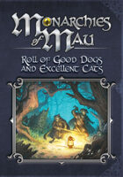 Roll Of Good Dogs and Excellent Cats