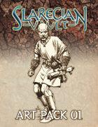 Slarecian Vault Classic Art Pack 01