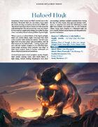 Hundred Devils Night Parade: Haloed Husk