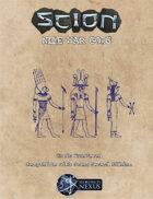Nile War Gods