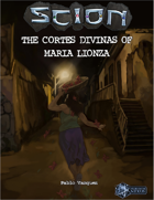 The Cortes Divinas of Maria Lionza