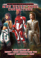 Trinity Continuum: Aeon Ready-Made Characters