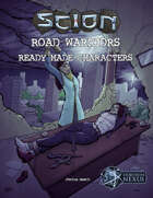 Road Warriors: Ready Made Characters
