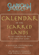 Calendar of the Scarred Lands