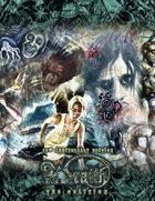 Wraith: The Oblivion 20th Anniversary Edition Storyteller Screen