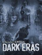 Chronicles of Darkness: Dark Eras Storyteller's Screen
