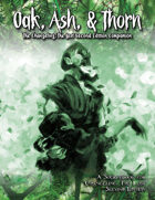 Oak, Ash, and Thorn: The Changeling: The Lost Second Edition Companion